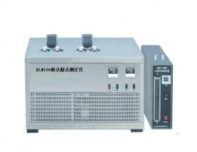 KLN100凝点倾点测定仪