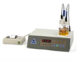山东SF-3B微量水分测定仪