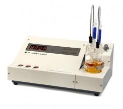 辽宁SF-1微量水分测定仪